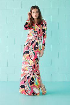 Trina Turk Spring 2016 Ready-to-Wear Fashion Show <3 eternal optimist