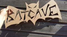 The batcave raw