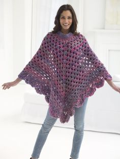 Pattern Recommendations: Coming Home Poncho