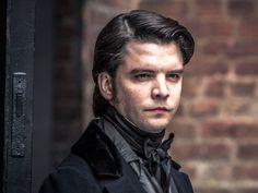 William Greg (Andrew-Lee Potts)  (28) is the new master of the mill and he's keen to make his mark on the family business having put his youthful affair with mill worker Susannah behind him. Brimming with the self-confidence of those born into privilege, he demands and expects the respect of his workers that he believes befits his status.