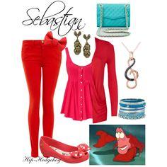 Sebastian outfit