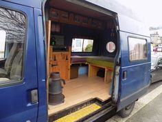 Ford transit camper conversion. Hippy/festival/surf bus in Cars, Motorcycles & Vehicles, Campers, Caravans & Motorhomes, Campervans & Motorhomes | eBay