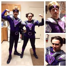 Dodgeball Movie Costumes Coolest White G...