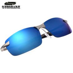 82c8cd869d7 Men Dazzle Color Driving Coating Sunglasses Polarized Sunglasses Outdoor Sports  Eyewear Classic Glasses For Hiking Fishing