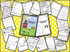 Little Warriors: LOTS of pictures on this post!!! Portfolios/Memory Books for Kindergarten, Pre-K and First Grade!