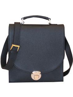 The Code | Maxi flap handbag | GIRISSIMA.COM
