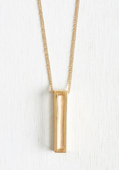 Meritable Modernity Necklace | Mod Retro Vintage Necklaces | ModCloth.com