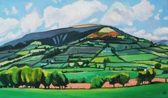A Patchworked Skirrid