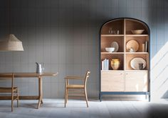 London design studio Pinch returned to this year's Decorex fair with a strong showing of furniture and lighting.