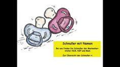 regioengel Schnuller mit Namen stellt in einem kurzen Video den Online Shop vor. https://youtu.be/qCLij0fwFkw  #Schnuller mit Namen bietet personalisierte #Geschenke sowie Baby- und #Kleinkinderartikel. Auch für die organisierte Mami bieten wir tolles an.   http://schnullermitnamen.de/