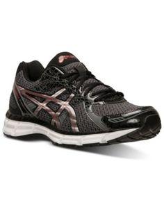 Asics Men's Gel-Excite 2 Running Sneakers from Finish Line - Black 7.5