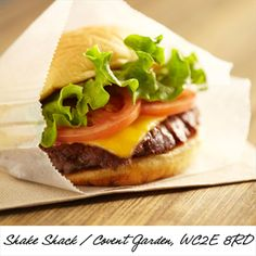 Top Ten Burger Bars - Shake Shack