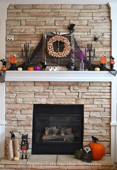 Halloween decorations : IDEAS & INSPIRATIONS  Halloween In Our Home