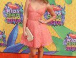 Lea Michele's Kids' Choice Awards Dress: Pretty In Pink