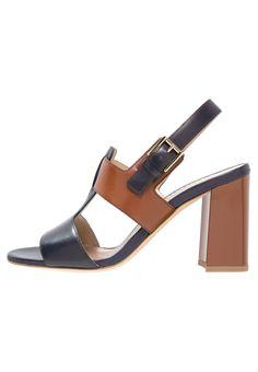Fratelli rossetti sandals - antique navy/antique mandorla women shoes strappy dark blue [F1511L007-K11-899811] - $147.21 : Fratelli Rossetti Shoes USA, Fratelli Rossetti Outlet