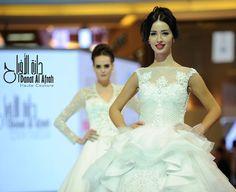 Danat Al Afrah-Fashion Designer & Consultant - Dubai  Check out our 2015 Wedding Dress Collections Presented By Ms. Galia-Fashion Designer & Consultant at Danat Al Afrah...