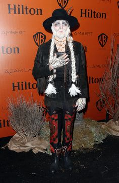 Adam Lambert Photos: Hilton@PLAY Hosts Adam Lambert's Ghost Town Halloween Party - Arrivals