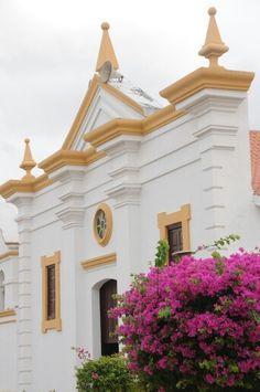 Iglesia Nuestra Señora del Rosario, en La Villa del Rosario, Zulia, Venezuela.