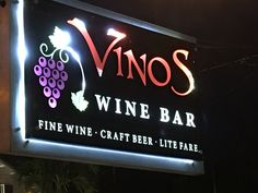 @FunNKeyWest posted to Instagram: On the Southernend of Duval is this awesome wine bar... Vinos.  Inside you will find a wind inspired decor, great atmosphere and ... of course, great wine. #vinos #winebar #keywestbars #funinkeywest #keywestflorida #keywestlife #visitkeywest Key West Bars, Local Bars, Fine Wine, Craft Beer, September, Neon Signs, Inspired, Awesome, Fun