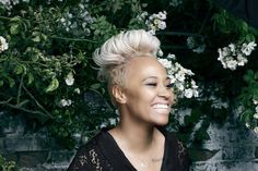 PyroMag. We caught up with Emeli Sandé upon the release of debut single 'Heaven'. Check the interview below when we discussed favourite movies, books & food of choice with Emeli, we also managed to revive Emeli's memory and find out just what her earliest musical experience was.