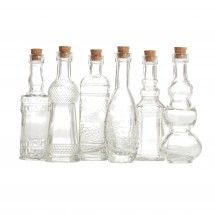Craft Bottles & Jars : Wholesale Wedding Supplies, Discount Wedding Favors, Party Favors, and Bulk Event Supplies