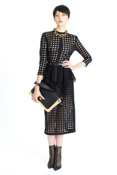 Oscar de la Renta   Pre-Fall 2014 Collection   Style.com Fall Highlights, Haute Couture Designers, Fashion Show, Runway Fashion, Fashion 2014, Autumn Fashion, Couture Fashion, Renta 2014, Dress Up Outfits