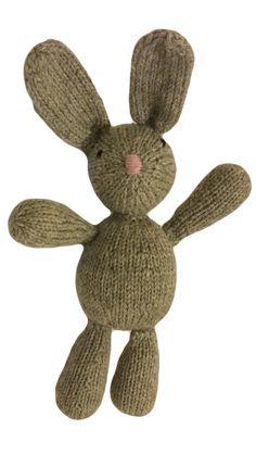 VirkotieGREY Bunny Virkotie GREY Quality 100% Wool Bunny HANDMADE IN AUSTRALIA @virkotie www.virkotie.com