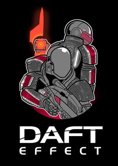 Sold on April 26, 2014. Daft Effect by Bleached Ink