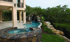 Gorgeous Lagoon Pool~