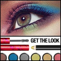 Multi colored. Im doing this!!!