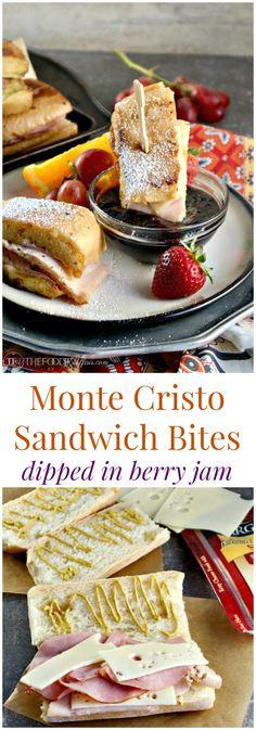 Monte Cristo Sandwic