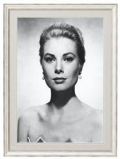 "sparklejamesysparkle: "" Grace Kelly by Virgil Apger, publicity portrait for Alfred Hitchcock's ""Rear Window"", In Memory of Grace Kelly, Her Serene Highness Princess Grace of Monaco ♕ Born on."