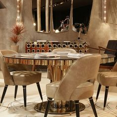 Dream dining room de