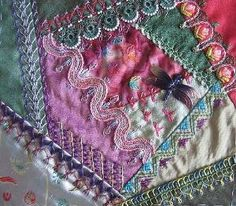 crazy quilt... by kelli