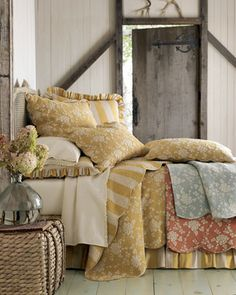 Cake in Bed: FARM CHIC