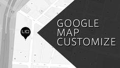 Googleマップを簡単にカッコよくカスタマイズする方法
