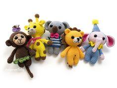 Free Crochet Patterns & Crochet Tutorials | The Crochet Crowd | 177x236