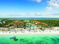 Dominican Republic - Punta Cana - Dreams Palm Beach Punta Cana 5*- It is a paradise of sun, sand and sea throughout the year