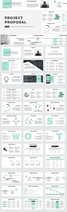 Best PowerPoint Templates Bundle by SlidePro on @creativemarket - powerpoint proposal template