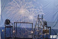 '댄스 판타지'로 물들일 THE BOYZ의 [DREAMLIKE] 자켓 촬영 현장 : 네이버 포스트 Ferris Wheel, Fair Grounds, Travel, Voyage, Viajes, Traveling, Trips, Tourism, Big Wheel