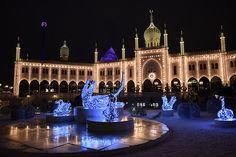 Tivoli Gardens in Copenhagen | Travel | The CSI Girls