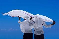 Windy day in Zanzibar by Eric Lafforgue