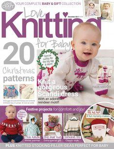 Love Knitting for Baby  December 2017 - 轻描淡写 - 轻描淡写
