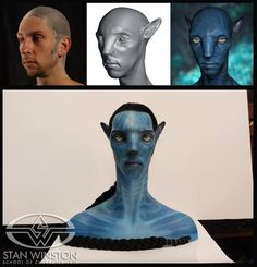 Behind the Scenes of AVATAR - Part Two   Stan Winston School of Character Arts