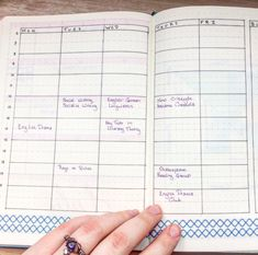 17 Tidy Bullet Journal Pages That'll Make Your Life Seem Less Chaotic