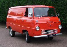 1965 Ford 400E Van