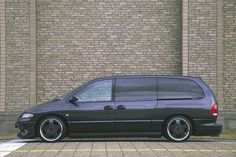 Cool minivans, Wald edition: | Safety Stance Mini Vans, Town And Country Minivan, Plymouth Voyager, Best New Cars, Chrysler Voyager, Vanz, Mid Size Suv, Chrysler Pacifica, Dodge Pickup