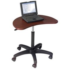 @Overstock - A multipurpose stand, the POP adds extra workspace wherever it is needed. Ideal for use with a laptop or a keyboard, the POP can also be used as a supplemental table for any work environment.http://www.overstock.com/Office-Supplies/Balt-POP-Laptop-Stand/6133750/product.html?CID=214117 $136.05