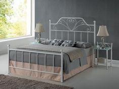 Signal Łóżko Lima - Opinie i atrakcyjne ceny na Ceneo. Lima, Metal Platform Bed, Iron Art, Metal Beds, Bedroom Bed, Bathroom Interior Design, Decoration, House Design, Storage
