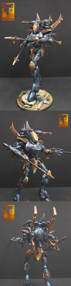 Wraith Knight, Sons of Azurman - Aphorys